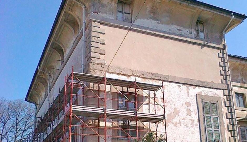 PROGEO ristrutturazione casa arcivescovile
