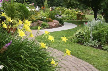 Pavimenti per giardini