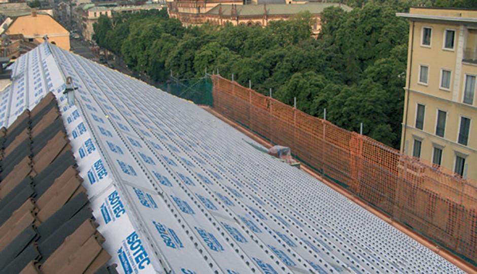 BCT - Rifacimento tetti con isolamento termico