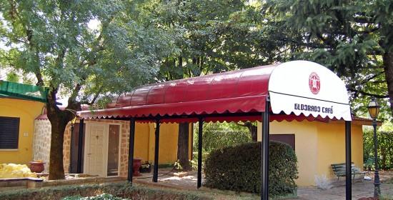 Tunnel per esterni archivi domo specialist for Domo arredamenti