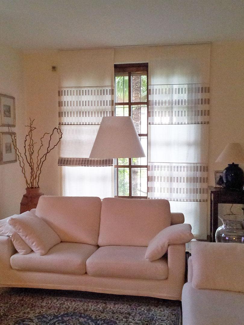 Impariamo a scegliere le tende per interni domo specialist for Case moderne sotto 100k