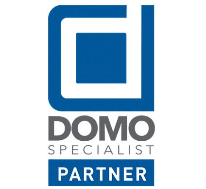 Logo DOMO Partner